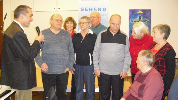 Weihnachtsfeier Heilbronn.Weihnachtsfeier 2017 Der Bezirksgruppe Heilbronn Blinden Und